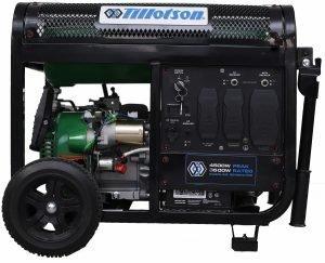 TPP-4500DF-A Generator
