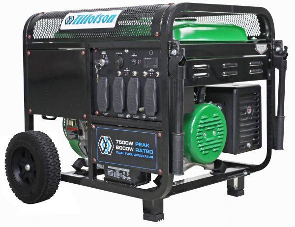 TPP-7500DF-A Generator 5