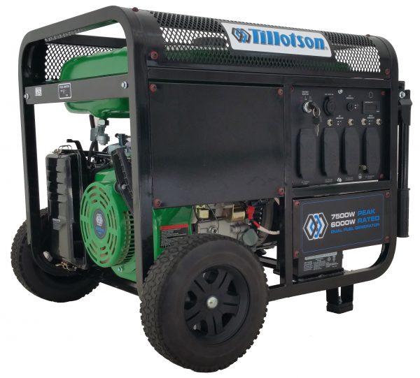 TPP-7500DF-A Generator 1