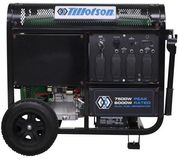 TPP-7500DF-A Generator