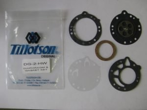 DG-2HW Diaphragm & Gasket Set