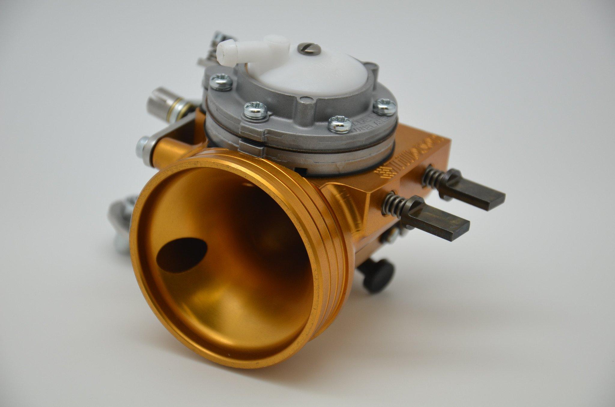 HC-102A Carburettor (KF2)