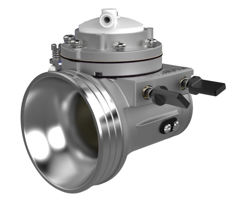 HX-10A Carburetor for Rotax Engines
