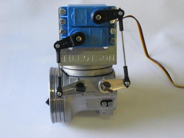 SA-502 Dual Precision Jet - Remote Jet Controller