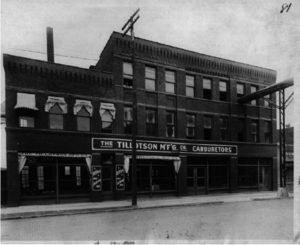 Old Tillotson Factory 1915 v2