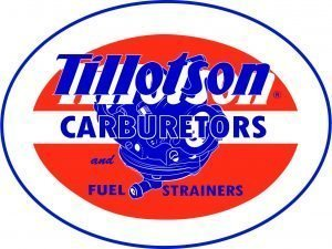 Vintage Tillotson Sticker - Color -Redraw v2(4x6)