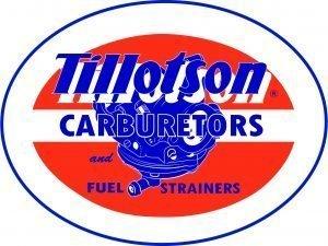Vintage Tillotson Sticker - Color -Redraw v2(4x6)