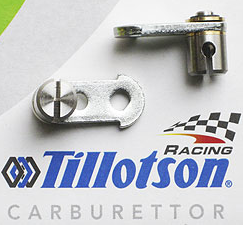 Quick Release Throttle Lever for HW Carburettors