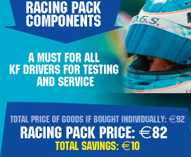 Racing Pack Components